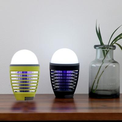 LED 모기퇴치 포충기 무드등 캠핑 모기포충기 포충 무드램프