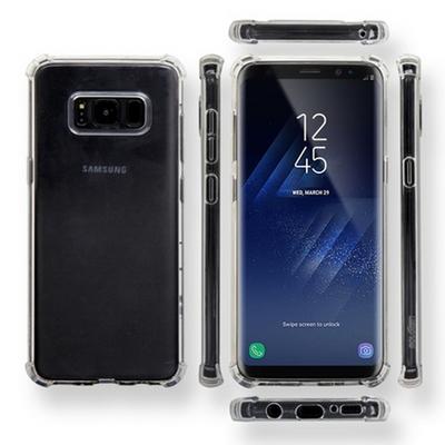 갤럭시 노트10+ N976 에어쿠션 범퍼 젤리 휴대폰 케이스