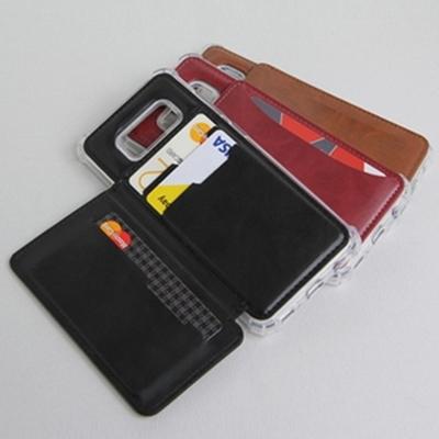 갤럭시 A8 2016 A810 포켓 범퍼 카드수납 휴대폰 케이스