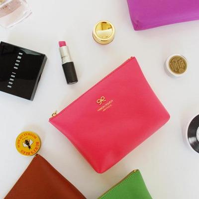 ribbon pouch