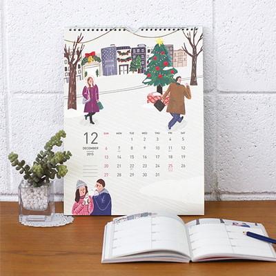 2016 DoranDoran Calendar
