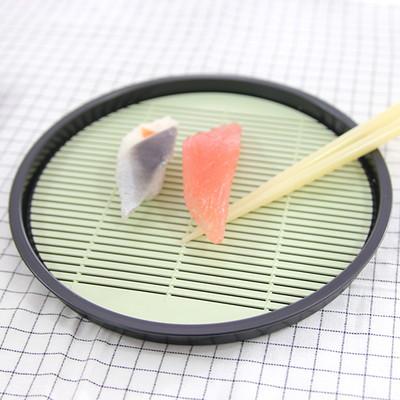 메밀국수 판+접시 1p