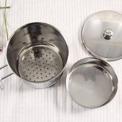 키친프리 뉴 스텐레스 물받이 음식물 쓰레기통 2L