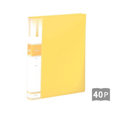 A4 OA 40매 3링 크리어파일