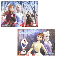 디즈니 겨울왕국2 캐릭터 어린이 아동용 스케치북