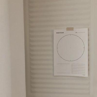 데일리플랜 메모패드 - daily planner