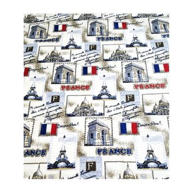 에펠탑 밍크 무릎담요 양면  130x190