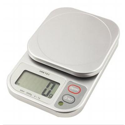 드레텍 3kg 대용량 디지털 주방저울 KS-308SV