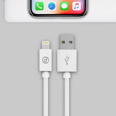 더블디 mfi인증정품 아이폰 케이블 고속충전 1.2m DI120