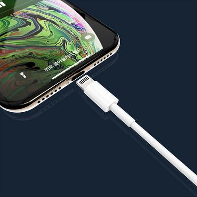 더블디 아이폰11PRO 케이블 고속충전 8핀 1m