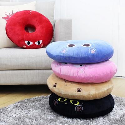 애니나라 헬로캣 도넛방석N