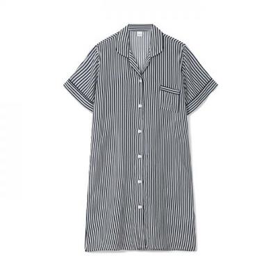200086 여자 원피스잠옷 레이온 여름잠옷 반팔잠옷 쿠폰포함