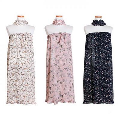 200146 여자 잠옷가운 요루쉬폰 여름잠옷 랩가운 쿠폰포함