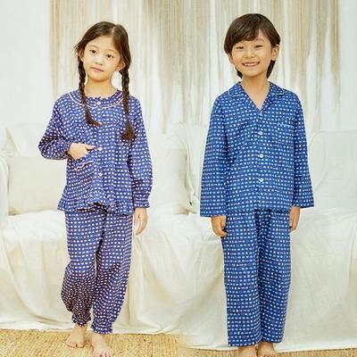 100730  아동잠옷 남자아이 여자아이 파자마 잠옷 초등학생 파티