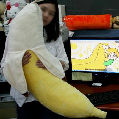 세상 가장큰 바나나쿠션_100cm