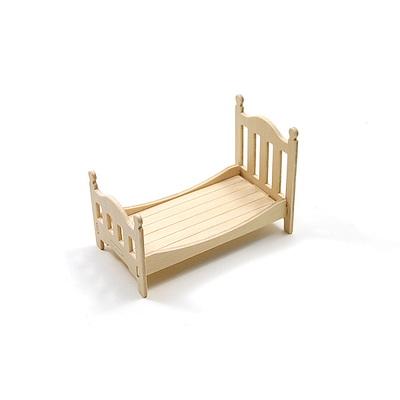 DIY나무조립모형인형가구육아방세트