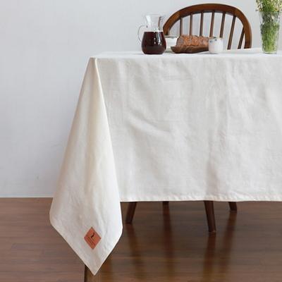 린넨 발수 식탁보 테이블커버 피크닉 4인용 (5color)