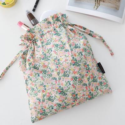 루크레치아 스트링파우치 string pouch 핑크(L)