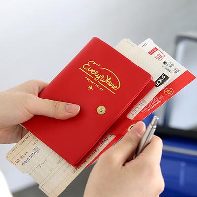 EVERYWHERE PASSPORT CASE
