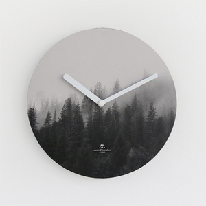 OBJECT CLOCK_MISTY FOREST