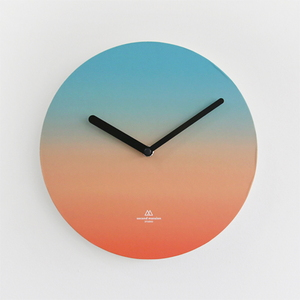 OBJECT CLOCK_BLUE-ORANGE