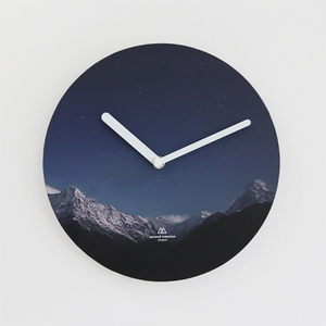 OBJECT CLOCK_SNOW MOUNTAIN