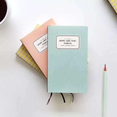 HOW ARE YOU DIARY