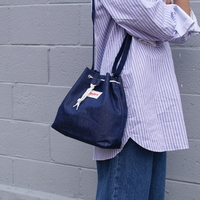 etudes BUCKET BAG