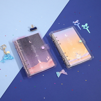 A6 6공 TWINKLE MOONLIGHT DIARY
