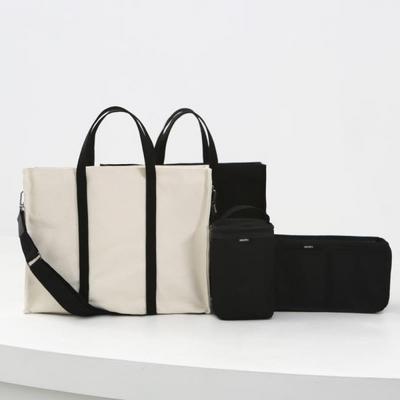 드로마 캔버스 이너백 기저귀가방 (프리미엄버전)