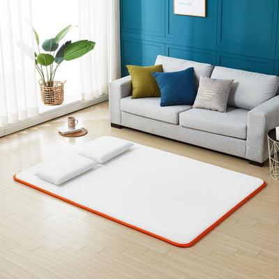 오렌지 3D 에어매쉬 쿨매트 더블 140X200X3.3+베개2개