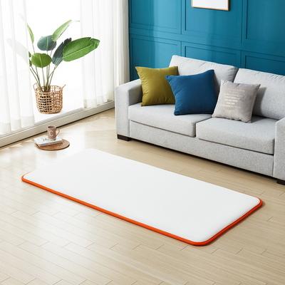 오렌지 3D 에어매쉬 쿨매트 싱글 100X200X4.3