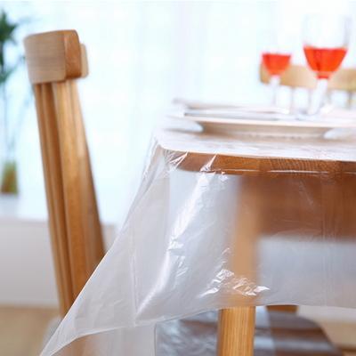 Fasola 가정용 일회용 비닐 식탁보 생일파티 테이블보
