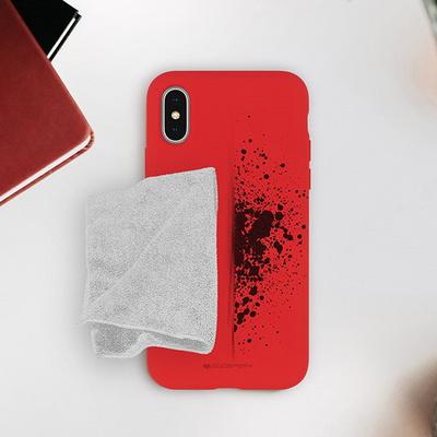 Goospery 실리콘 케이스 갤럭시 아이폰 커버