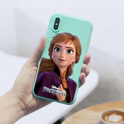 겨울왕국2 컬러 젤리 케이스 아이폰 갤럭시 케이스