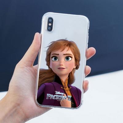 겨울왕국2 투명 젤리 케이스 아이폰 갤럭시 케이스