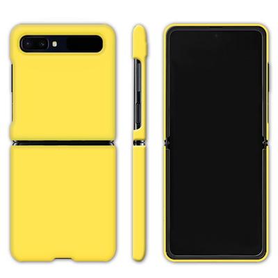 투명 컬러 갤럭시 Z플립 하드 케이스 _ 삼성 Z 플립