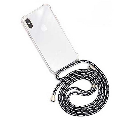 sirius 스트랩 크로스 휴대폰 케이스
