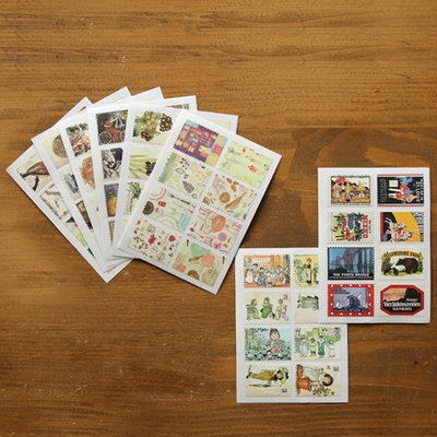 Ancien Stamp sticker ver.2