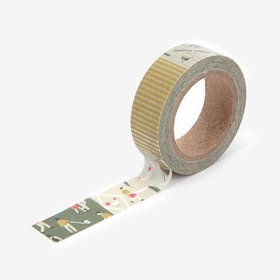 Masking Tape single - 70 Camping map