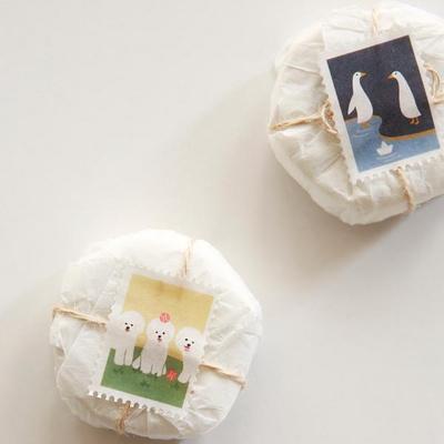 Masking tape : stamp - 05 Animal2