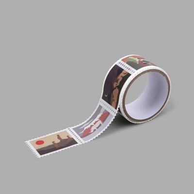 Masking tape : stamp - 09 Safari