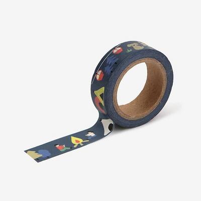 Masking Tape single - 124 Camping