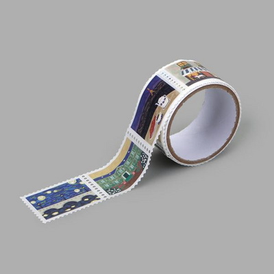 Masking tape : stamp - 20 Paris