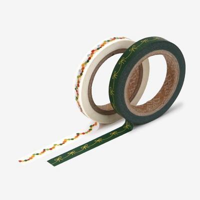 Masking tape slim 2p - 09 Garland