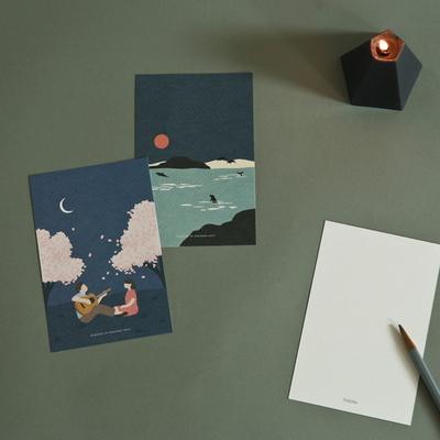 일러스트 카드 [21~36번]