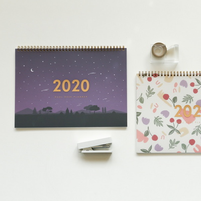 2020 듀얼 데스크 플래너 01-02