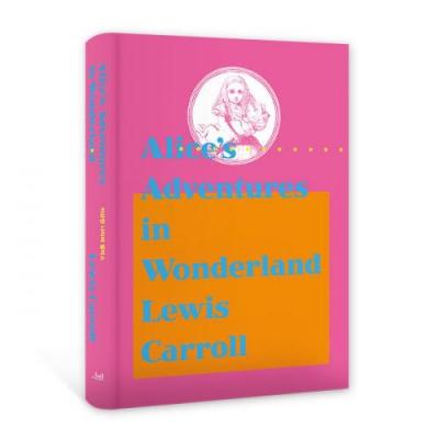 이상한 나라의 앨리스 초판본 리커버 고급 벨벳 양장본