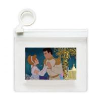 디즈니 프린세스 스티커팩 55(지퍼백)
