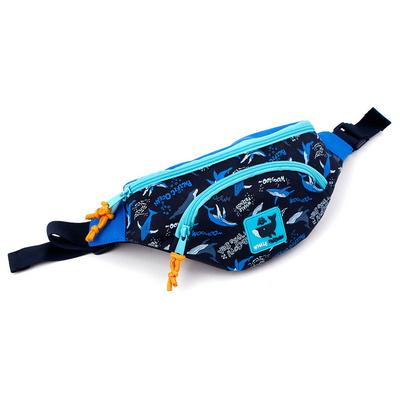 웨일프렌즈 힙색 고래 캐릭터 가방
